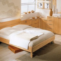 warm-stunning-sharp-bedroom-with-wood-furniture-by-hulsta